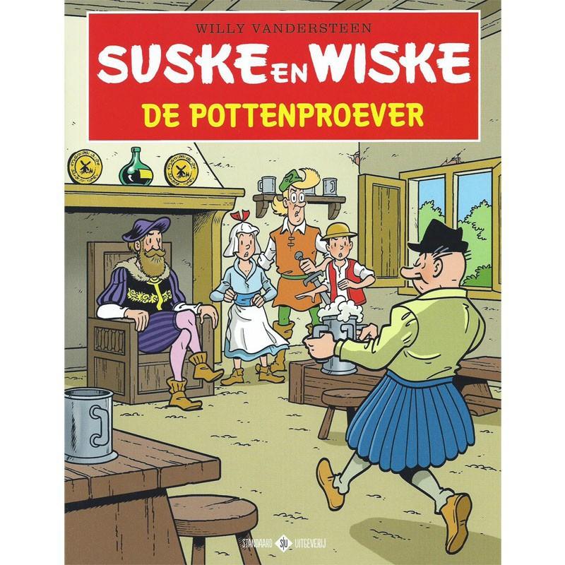 Suske en Wiske - De pottenproever (Olen 2017)