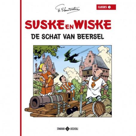Suske en Wiske Classics 3 - De schat van Beersel