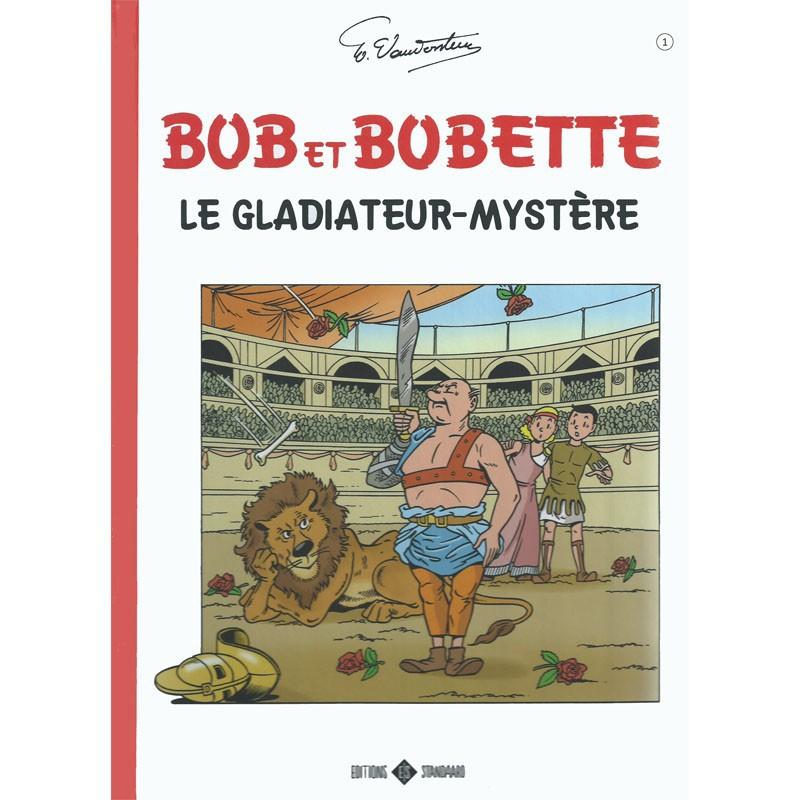 Bob et Bobette Classics 1 - Le gladiateur-mystère