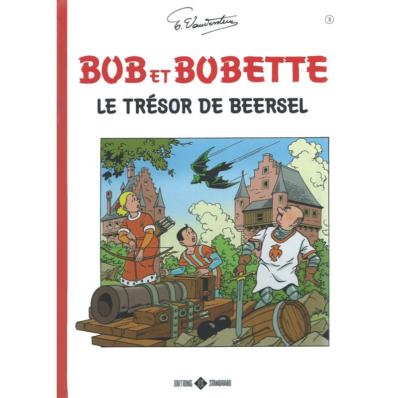 Bob et Bobette Classics 3 - Le trésor de Beersel