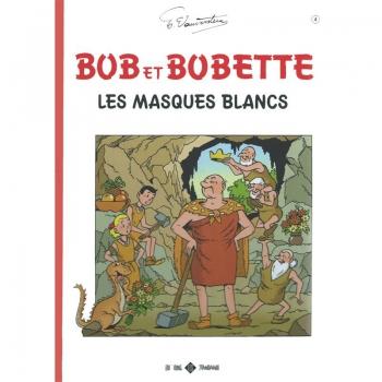 Bob et Bobette Classics 4 - Les masques blancs