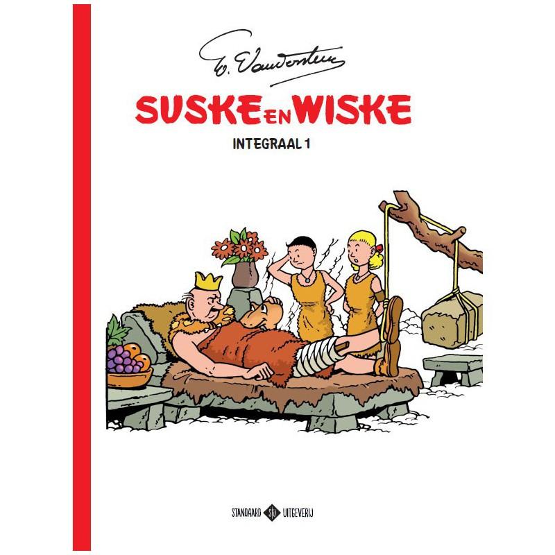 Suske en Wiske - Integraal 01