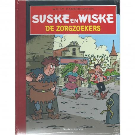 Suske en Wiske - De zorgzoekers luxe