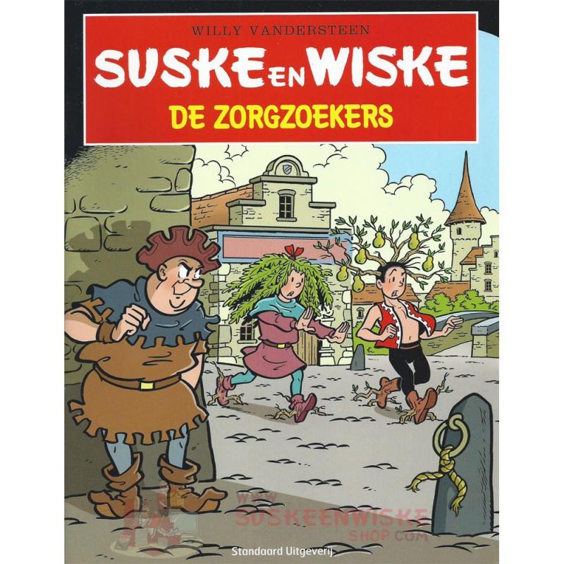 Suske en Wiske - De zorgzoekers