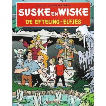 Suske en Wiske - De Efteling-elfjes (Efteling 2017)