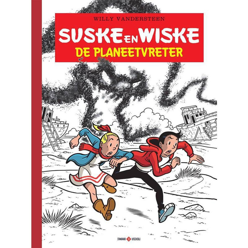 Suske en Wiske - De planeetvreter luxe (Middelkerke)