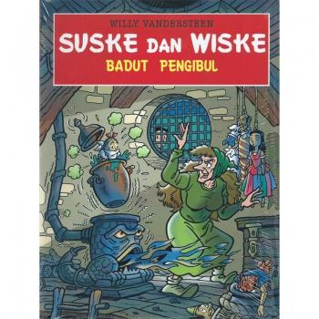 Suske en Wiske - Indonesisch: Badut Pengibul