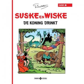 Suske en Wiske Classics 5 - De koning drinkt