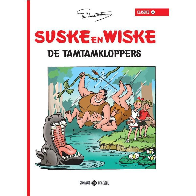 Suske en Wiske Classics 6 - De Tamtamkloppers