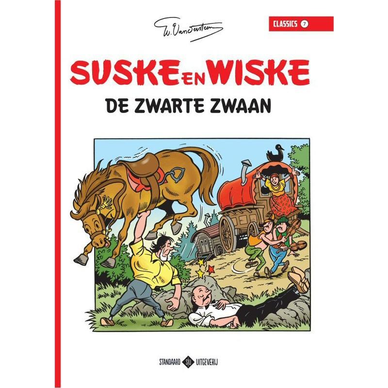 Suske en Wiske Classics 7 - De zwarte zwaan