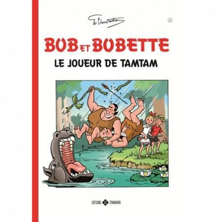 Bob et Bobette Classics 6 - Le joueur de Tamtam