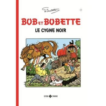 Bob et Bobette Classics 7 - Le cygne noir