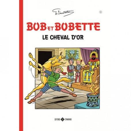 Bob et Bobette Classics 8 - Le cheval d'or
