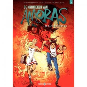 De Kronieken van Amoras - De zaak Krimson 2