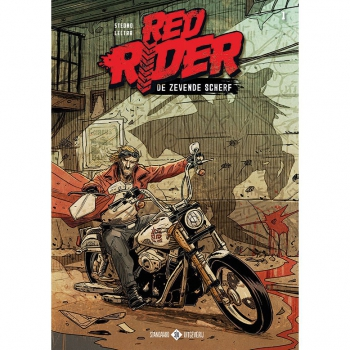 Red Rider 1 - De zevende scherf