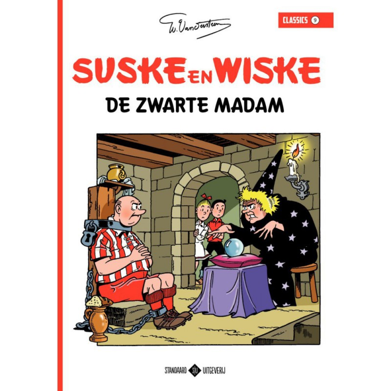 Suske en Wiske Classics 9 - De zwarte Madam