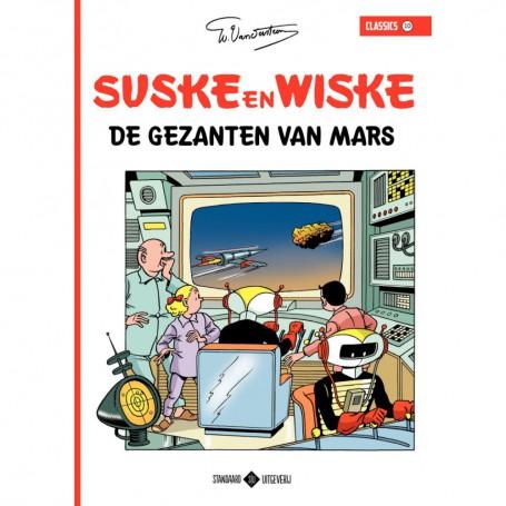 Suske en Wiske Classics 10 - De gezanten van Mars