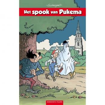 Luc Morjeau - Het spook van Pukema