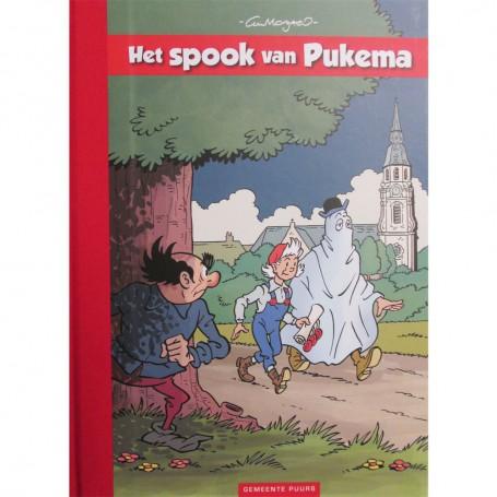 Luc Morjeau - Het spook van Pukema luxe