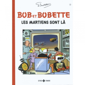 Bob et Bobette Classics 10 - Les Martiens sont là