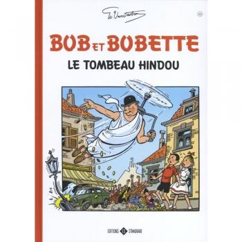 Bob et Bobette Classics 12 - Le tombeau Hindou