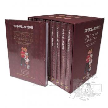 Suske en Wiske - Lecturama Top 40 Collectie Box
