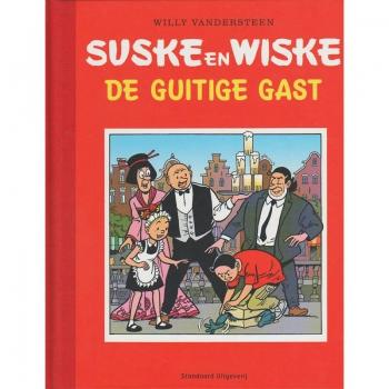 Suske en Wiske - De guitige gast luxe