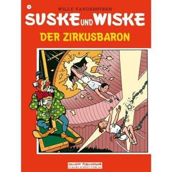Suske en Wiske - Duits nr.14 - Der Zirkusbaron