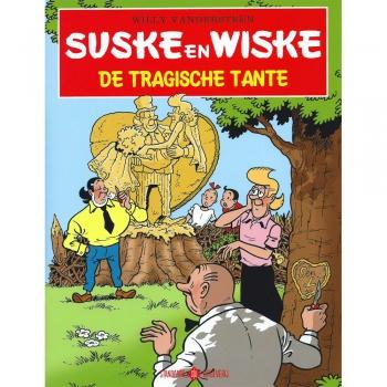 Suske en Wiske - De tragische tante (Look-O-Look)