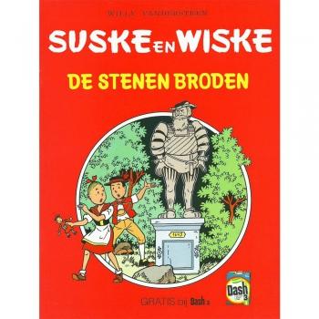 Suske en Wiske - De stenen broden (Dash 1984)