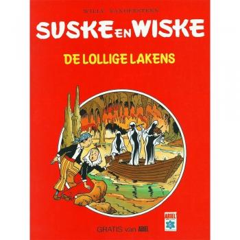 Suske en Wiske - De lollige lakens (Ariel 1982)