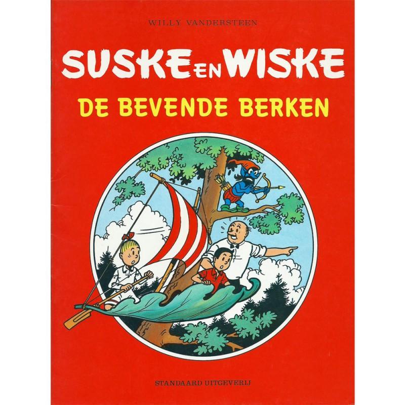 Suske en Wiske - De bevende berken (1984)
