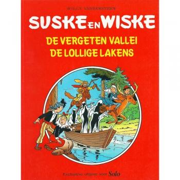 Suske en Wiske - De vergeten vallei & De lollige lakens (Solo)