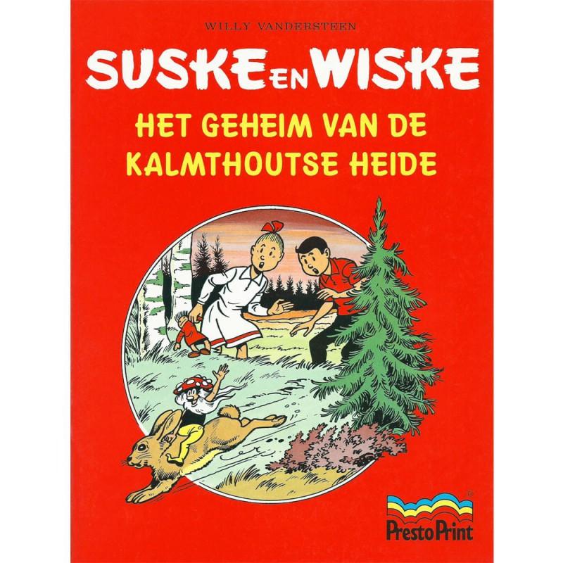 Suske en Wiske - Het geheim van de Kalmthoutse Heide (Presto Print)