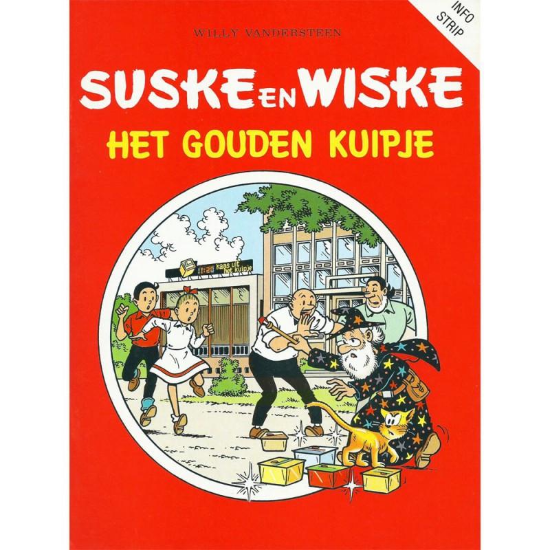 Suske en Wiske - Het gouden kuipje