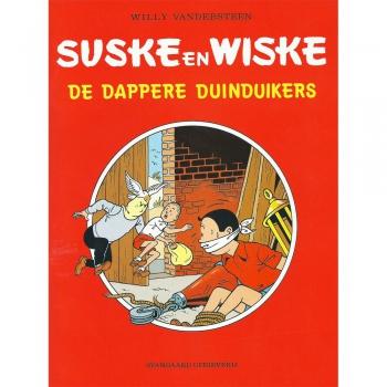 Suske en Wiske - De dappere duinduikers (De Beukelaer)