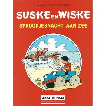 Suske en Wiske - Sprookjesnacht aan zee (Agfa)
