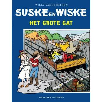 Suske en Wiske - Het grote gat (Middelkerke)