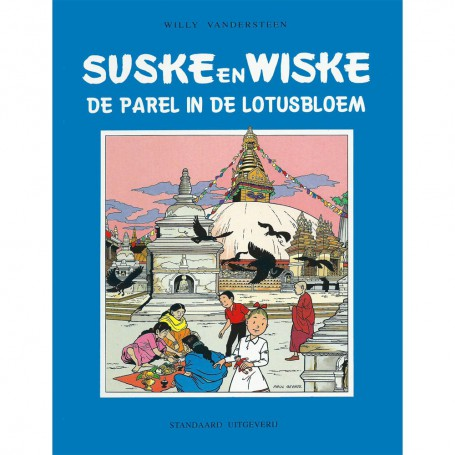Suske en Wiske - De parel in de Lotusbloem (Lepra Stichting)