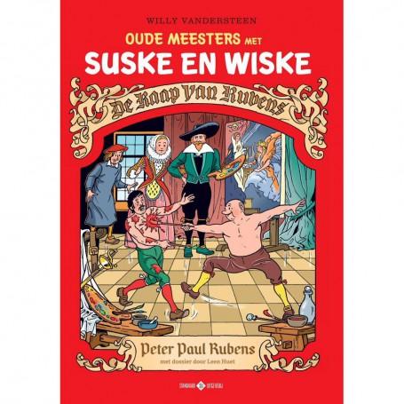 Suske en Wiske - Oude meesters 1 - De raap van Rubens