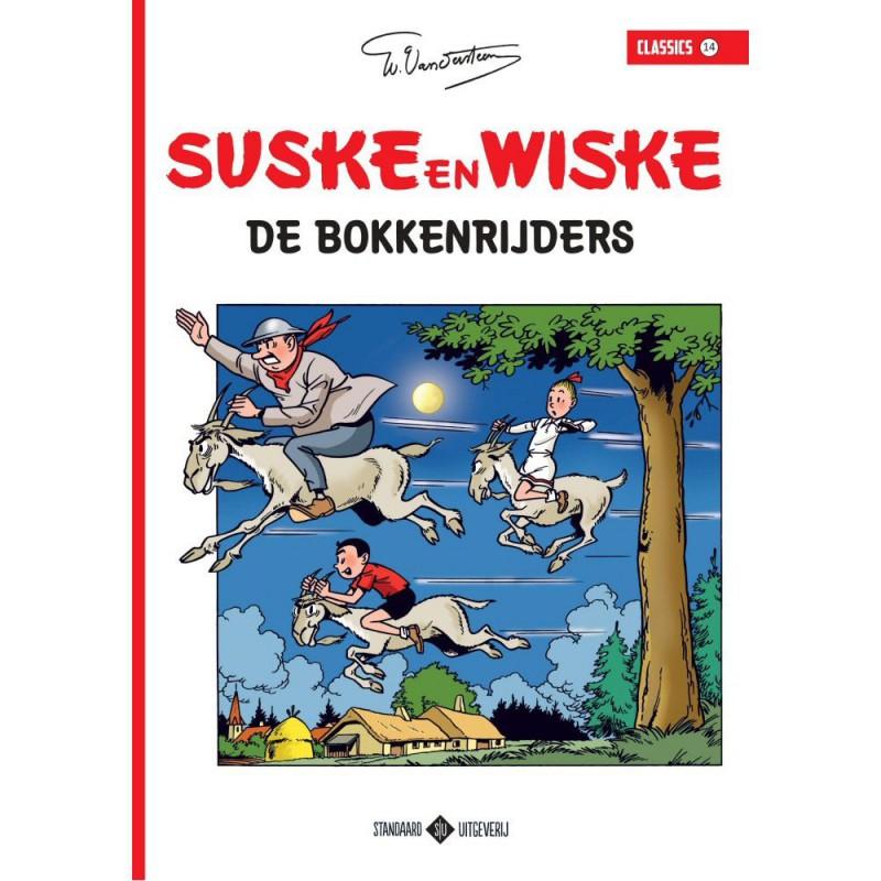 Suske en Wiske Classics 14 - De Bokkenrijders