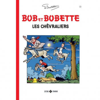 Bob et Bobette Classics 14 - Les Chèvraliers