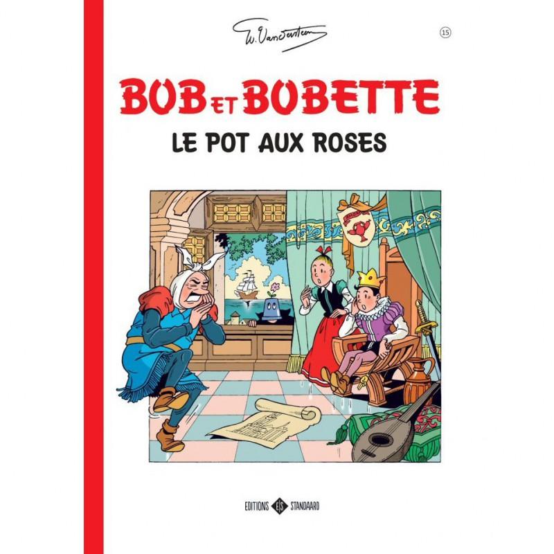 Bob et Bobette Classics 15 - Le pot aux roses