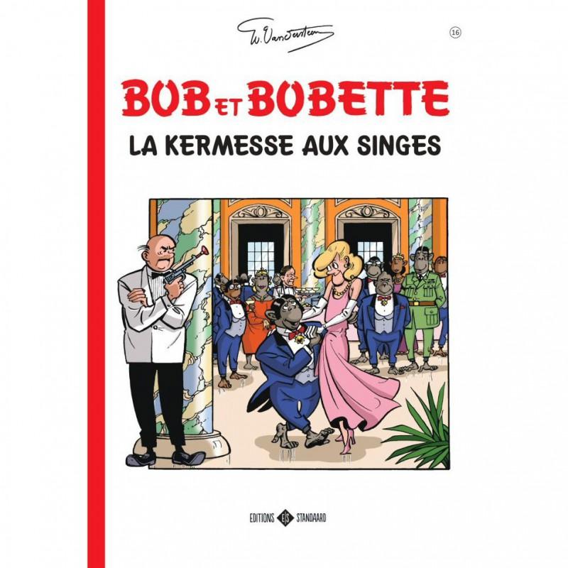 Bob et Bobette Classics 16 - La kermesse aux singes