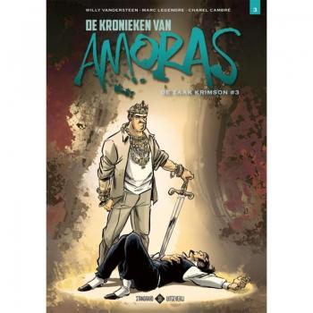 De Kronieken van Amoras - De zaak Krimson 3