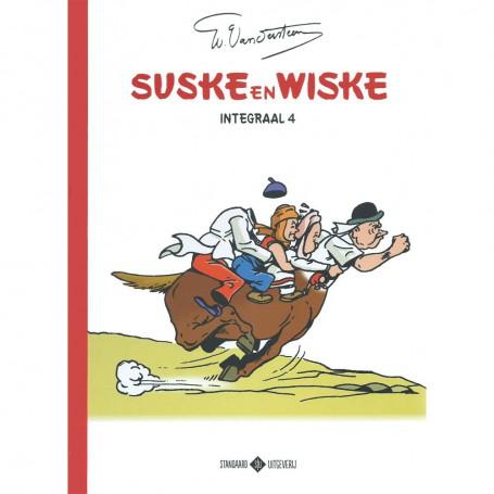 Suske en Wiske - Integraal 04