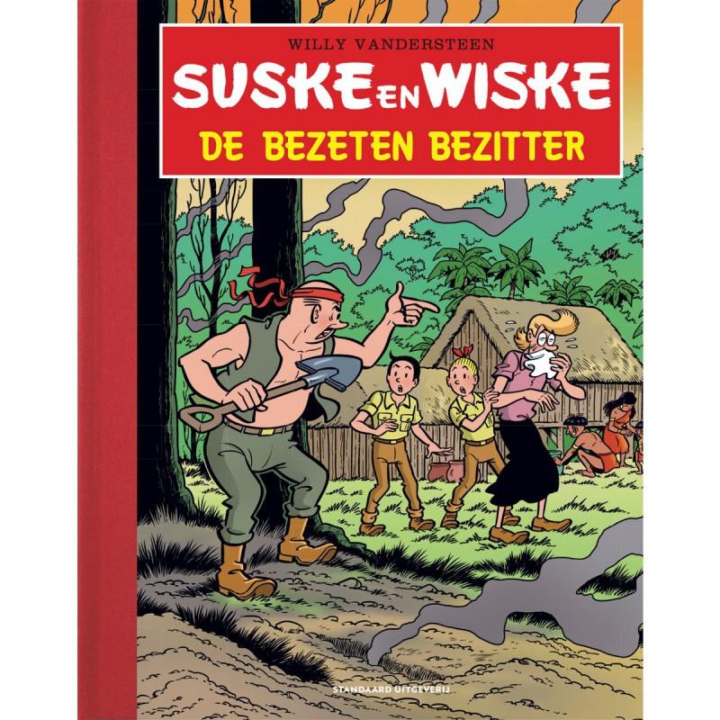 Suske en Wiske - De bezeten bezitter luxe