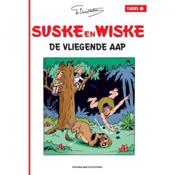 Suske en Wiske Classics 17 - De vliegende aap