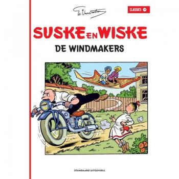 Suske en Wiske Classics 19 - De windmakers
