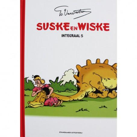 Suske en Wiske - Integraal 05